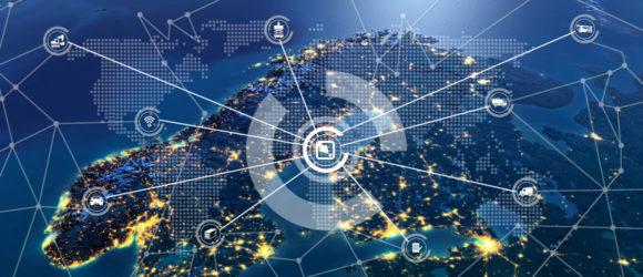 itracker bedrift mobil, globalt