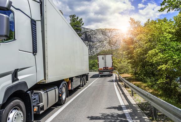 GPS Tracker transport og logistikk