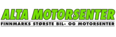 Alta motorsenter logo