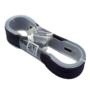 Micro USB ladekabel, svart