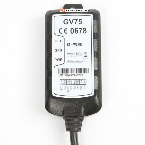 GPS Tracker GV75