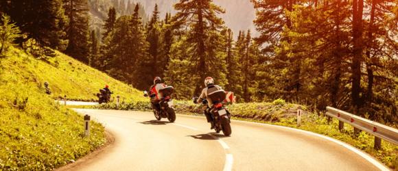 GPS Tracker til din motorsykkel