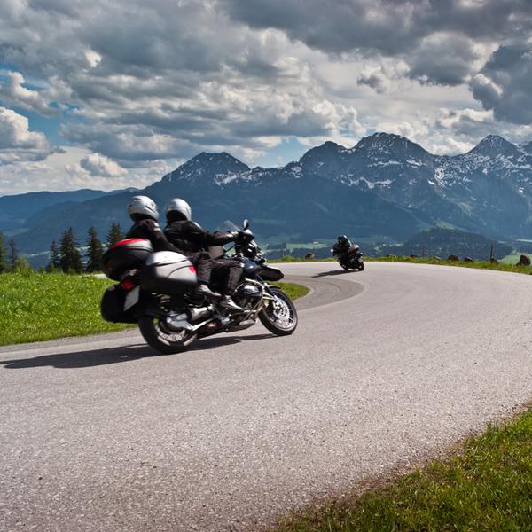 ITracker GPS Tracker, motorsykkel